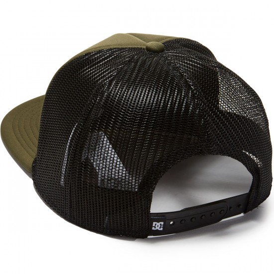 DC Madglads Hat - Fatigue Green