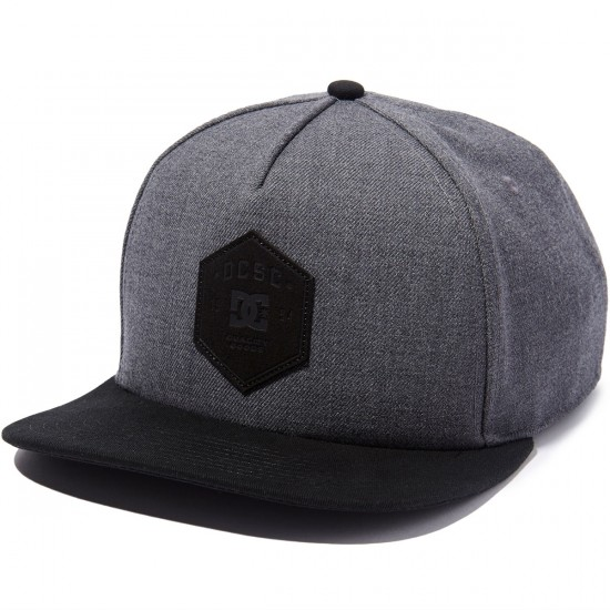 DC Vernon Hat - Black