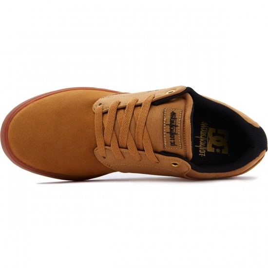 DC Mikey Taylor Shoes - Wheat - 8.0