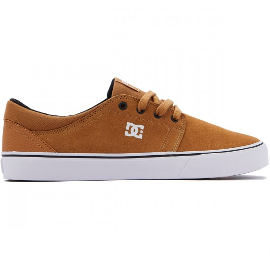DC Trase S Shoes - Timber - 8.0