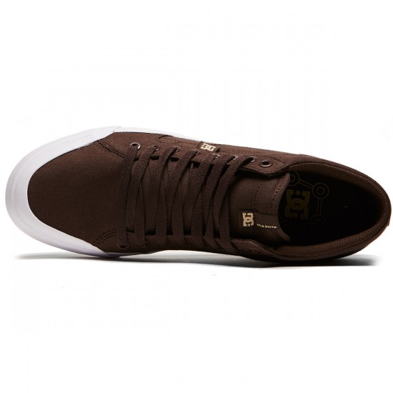 DC Evan Smith TX Shoes - Chocolate - 8.0