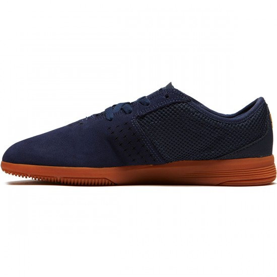 DC New Jack S Shoes - Navy/Gum - 8.0