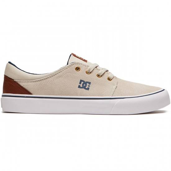 DC Trase S Shoes - Tan - 8.0