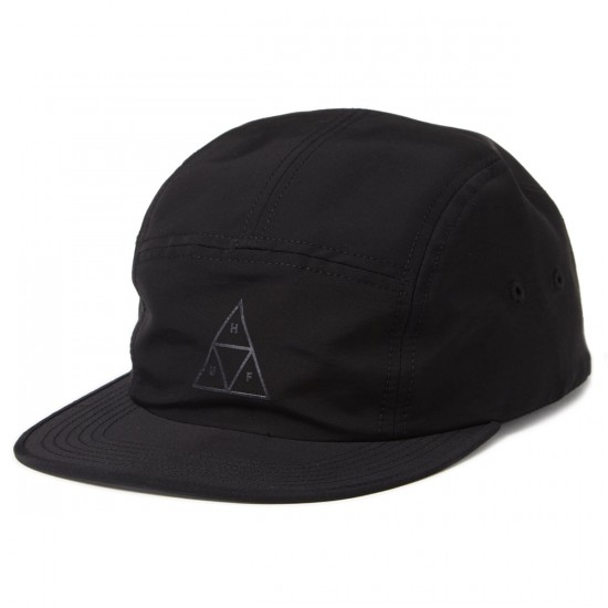 HUF Triple Triangle Volley Hat - Black