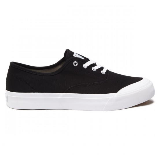 HUF Cromer Shoes - Black Canvas - 8.0