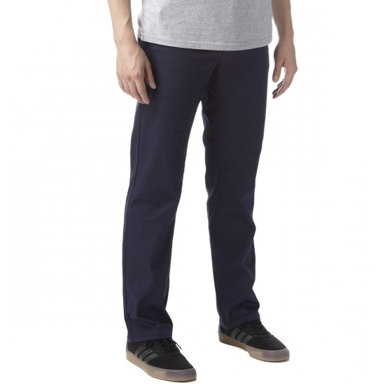 HUF Fulton Chino Summer 16 Pants - Navy - 30 - 32