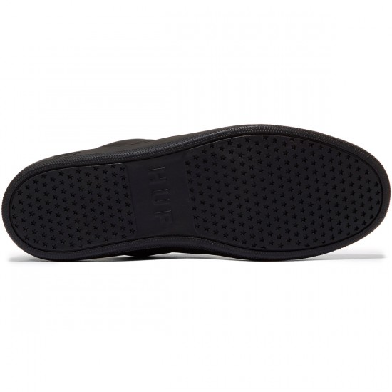 HUF Boyd Shoes - Black/Mono - 8.0