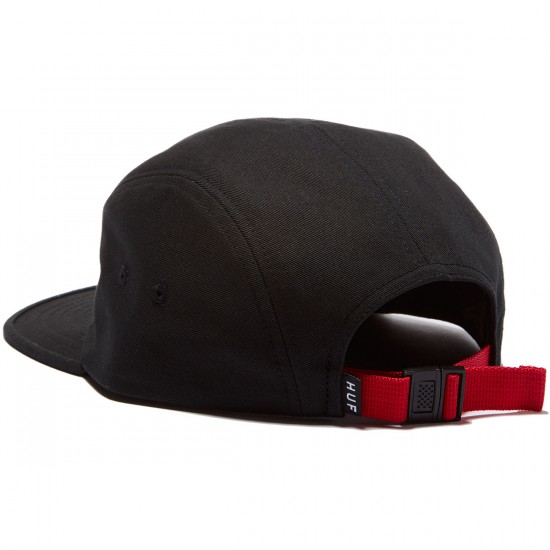 HUF X Chocolate Volley Hat - Black