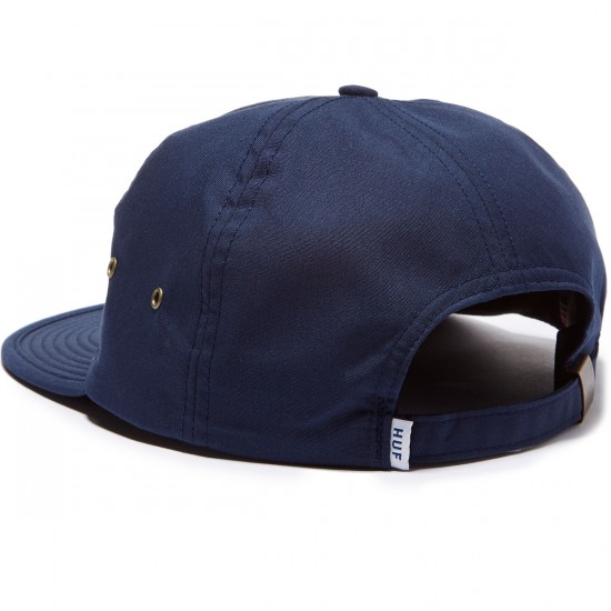 HUF Formless Classic H 6 Panel Fall 2016 Hat - Navy
