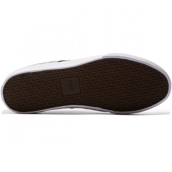 HUF Galaxy Shoes - Mid Grey/White - 8.0