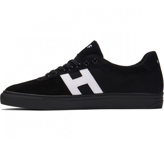 HUF Soto Shoes - Black/White - 8.0