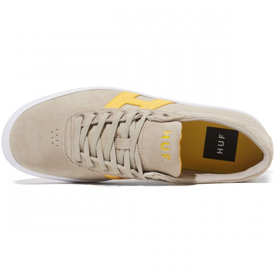 HUF Soto Shoes - Taupe - 8.0
