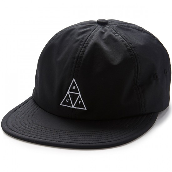 Huf Formless Triple Triange  Hat - Black