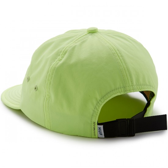 Huf Formless Triple Triange  Hat - Lime