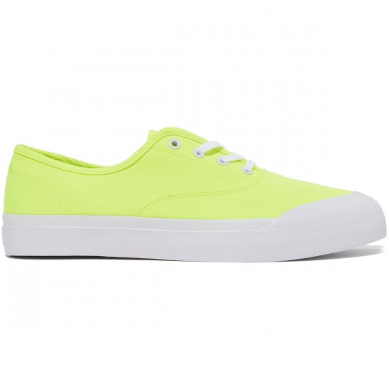 HUF Cromer Shoes - Neon Yellow - 8.0