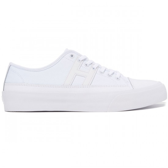Huf Hupper 2 Lo Shoes - White - 8.0