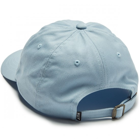 Huf Worldwide UV Curved Brim Hat - Light Blue