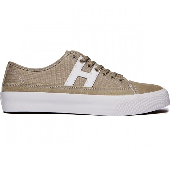 Huf Hupper 2 Lo Shoes - Aluminum - 8.0