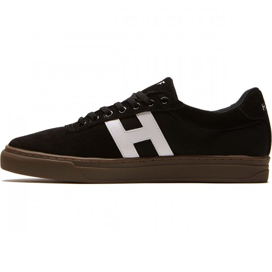 HUF Soto Shoes - Black/Gum