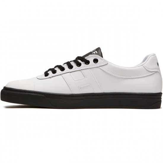 HUF Soto Shoes - White/Black - 8.0