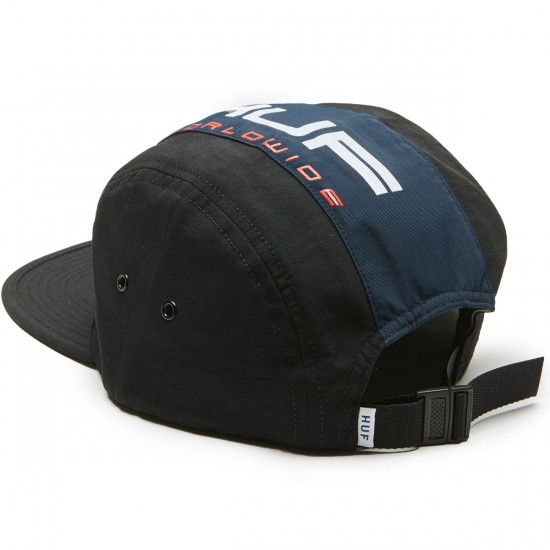Huf Palisades Volley Hat - Black