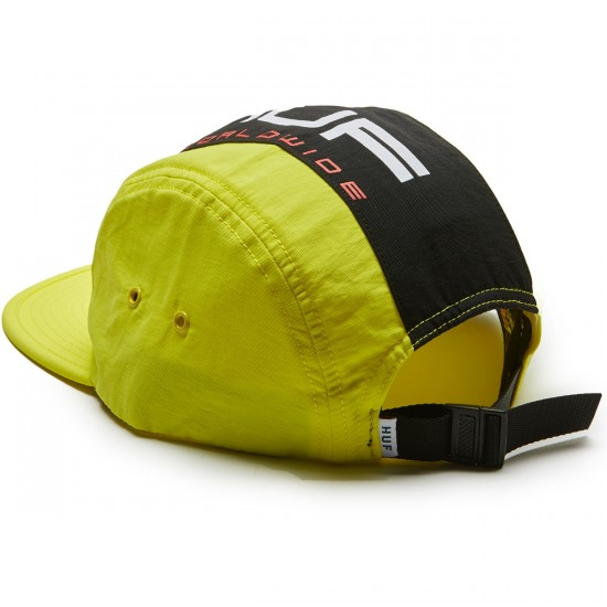 Huf Palisades Volley Hat - Yellow