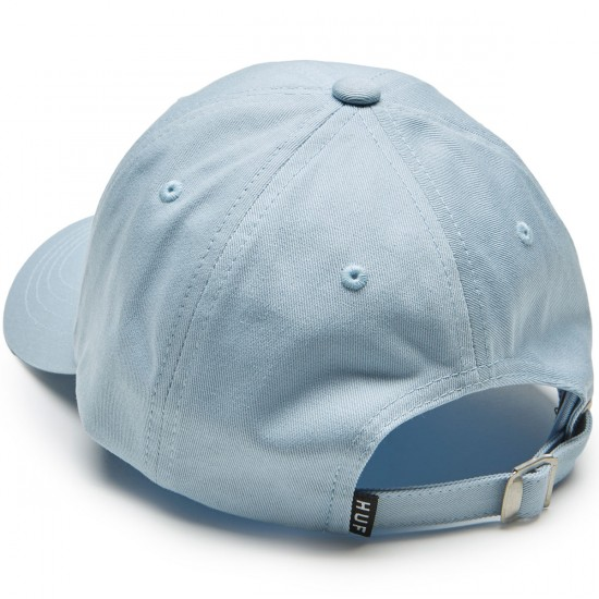 Huf Feelin It Curved Visor 6 Panel Hat - Sky