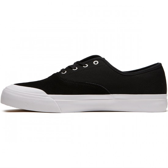 HUF Cromer Shoes - Black/Black/White - 8.0