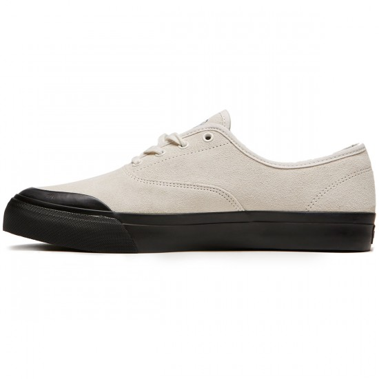 HUF Cromer Shoes - White/Black - 8.0
