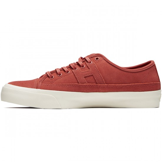 Huf Hupper 2 Lo Shoes - Hibiscus - 8.0