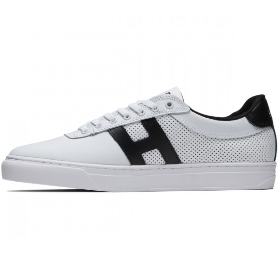 HUF Soto Shoes - White/Black/Black - 8.0