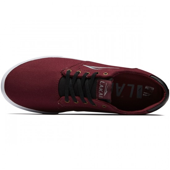 Lakai Porter Shoes - Port Canvas