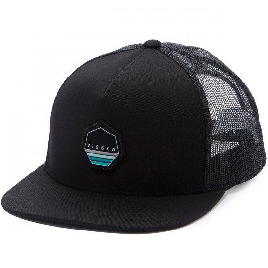 Vissla Dead Low Hat - Black