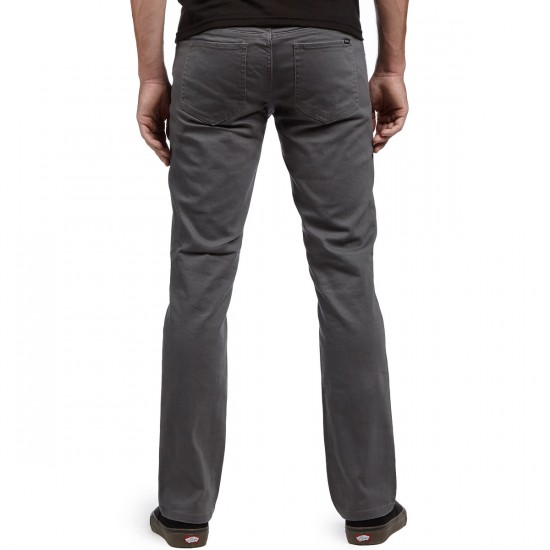 Brixton Reserve 5 Pocket Pants - Charcoal - 30 - 32