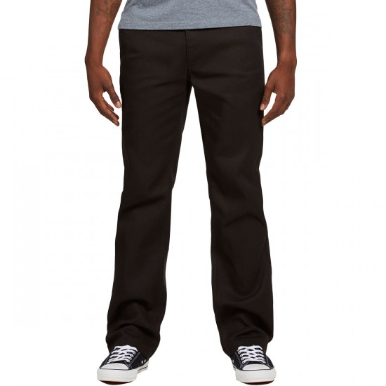 Brixton Fleet Rigid Chino Pants - Black