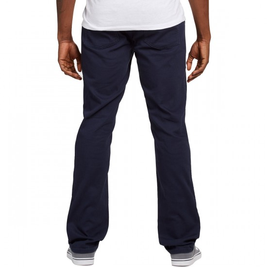 Brixton Reserve 5 Pocket Pants - Navy - 30 - 32