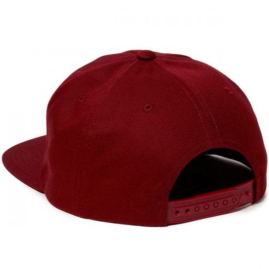 Brixton National Hat - Burgundy