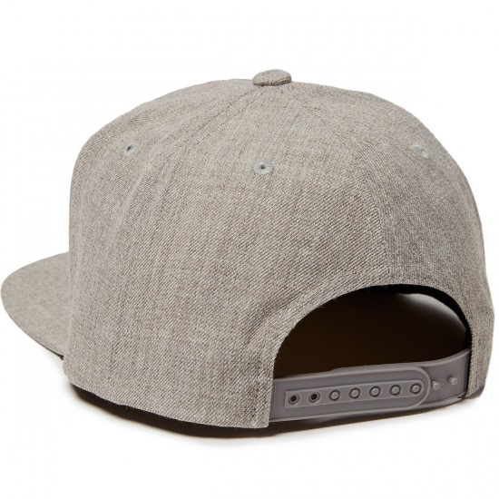 Brixton Wheeler Hat - Heather Grey