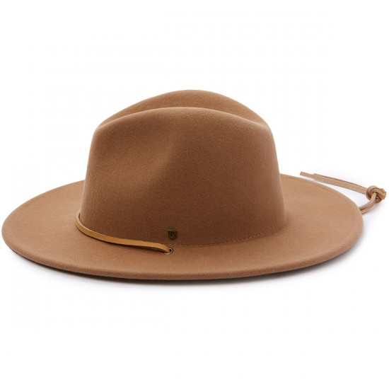 Brixton Field Hat - Tan - SM