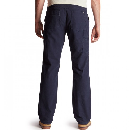 Brixton Fleet Rigid Carpenter Pants - Navy - 30 - 32