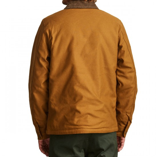 Brixton Apex Jacket - Copper