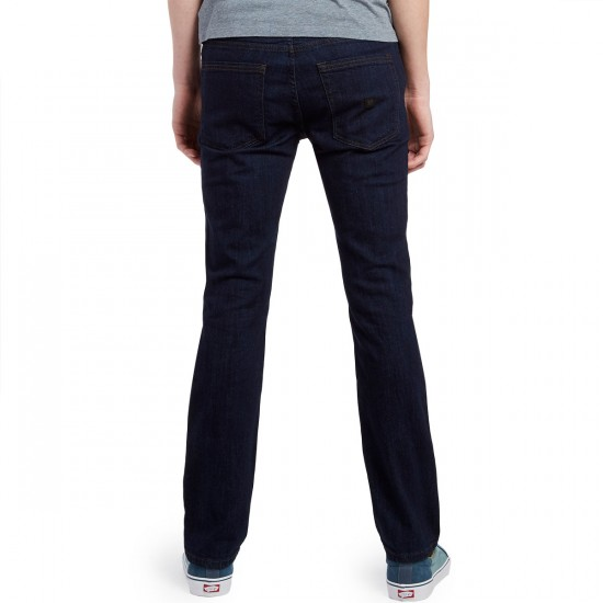 KR3W K Slim HO16 Jeans - Dark Blue - 31 - 32