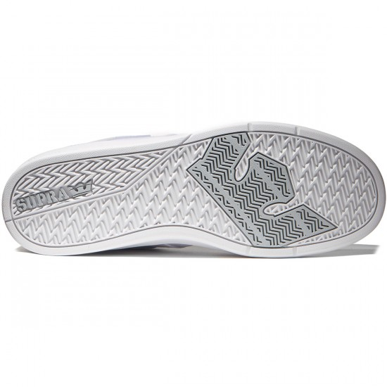 Supra Ineto Shoes - White/White - 8.0