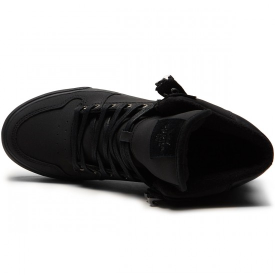 Supra Vaider CW Shoes - Black/Dark Gum - 10.0