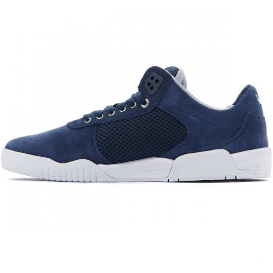 Supra Ellington Shoes - Navy/White - 8.0