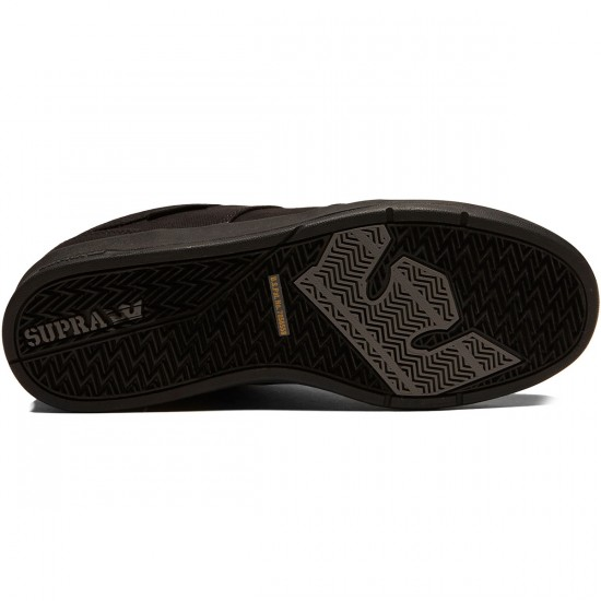 Supra Ineto Shoes - Black/Black