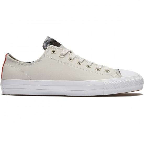 Converse CTAS Pro Blanket Stripe Shoes - Buff/Casino/White - 8.0