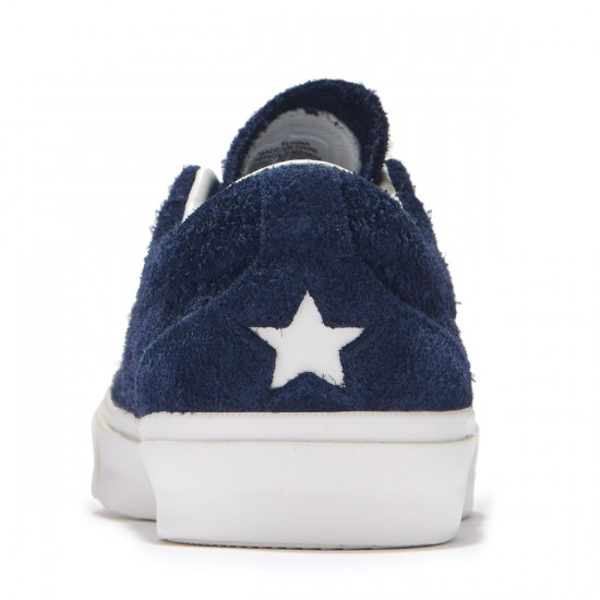Converse Sage Elsesser One Star CC OX Premium Shoes - Obsidian/Egret - 8.0