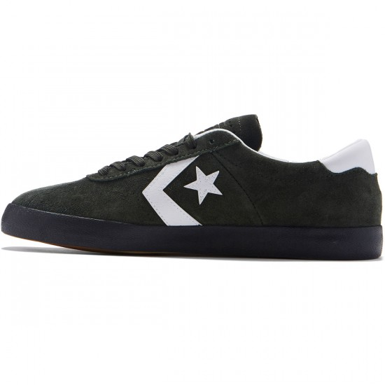 Converse Zered Bassett Breakpoint Pro Ox Shoes - Green Onyx/White/Black - 8.0