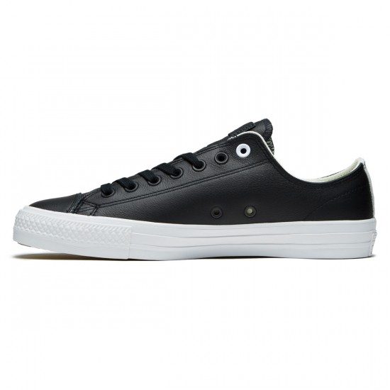 Converse X Civilist CTAS Pro Ox Shoes - Black - 7.0